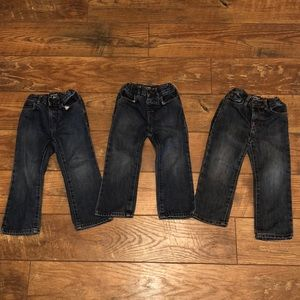 👖 3 Pairs of Boy's Jeans 👖